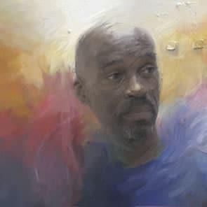 Digital Oil Portrait Of Heintz