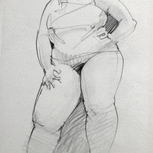 Fig-draw-zaftig-blonde
