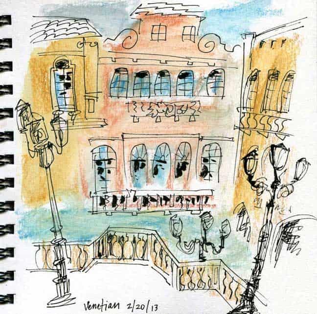 The Venetian—Las Vegas