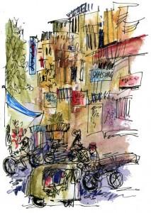 street-Delhi