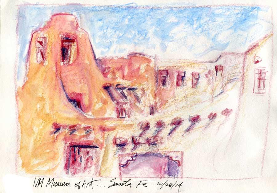 Santa Fe: NM Museum Of Art