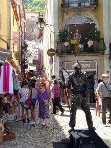 Sintra street
