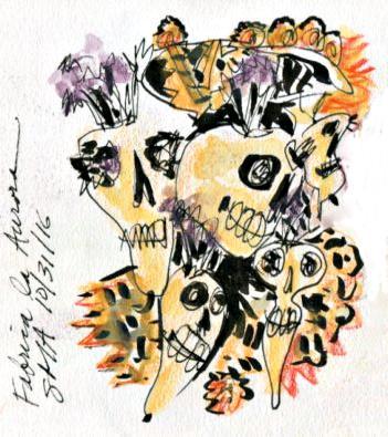 San Miguel De Allende Sketches