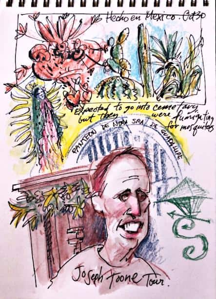 Joseph Toon Tour, San Miguel de Allende