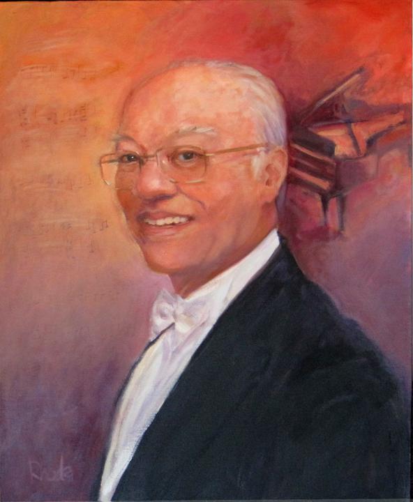 Portrait Of Benjamin
