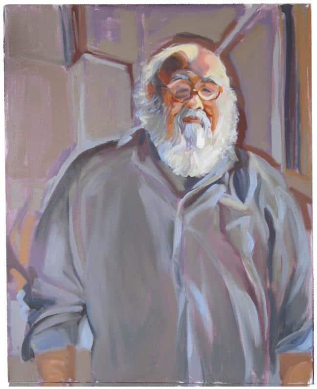 Portrait Of Miles